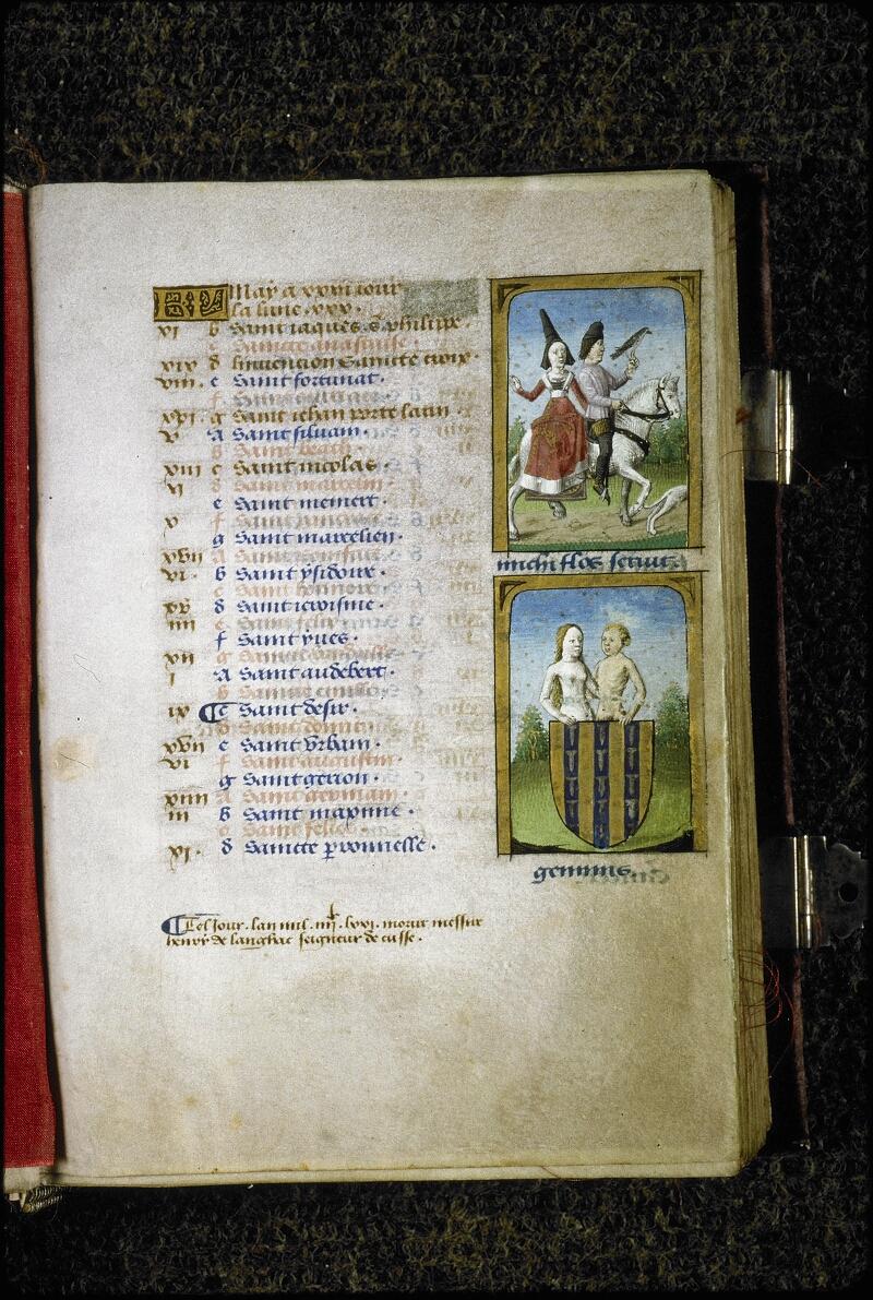 Lyon, Bibl. mun., ms. 5154, f. 004 - vue 1