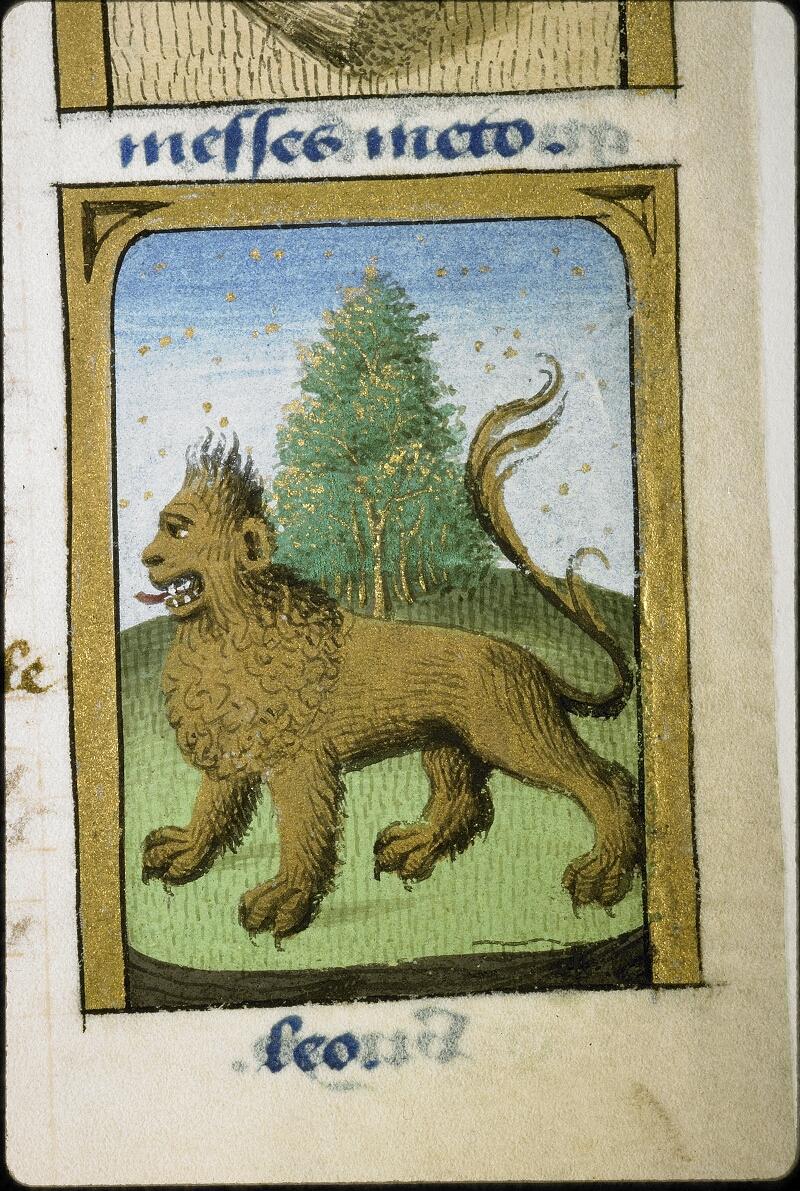 Lyon, Bibl. mun., ms. 5154, f. 005 - vue 3