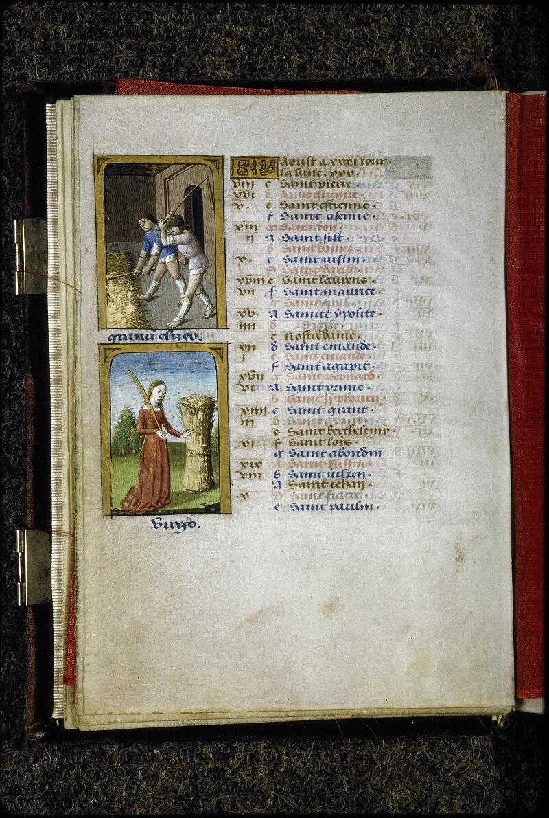 Lyon, Bibl. mun., ms. 5154, f. 005v - vue 1