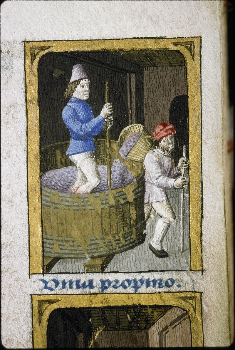 Lyon, Bibl. mun., ms. 5154, f. 006 - vue 2