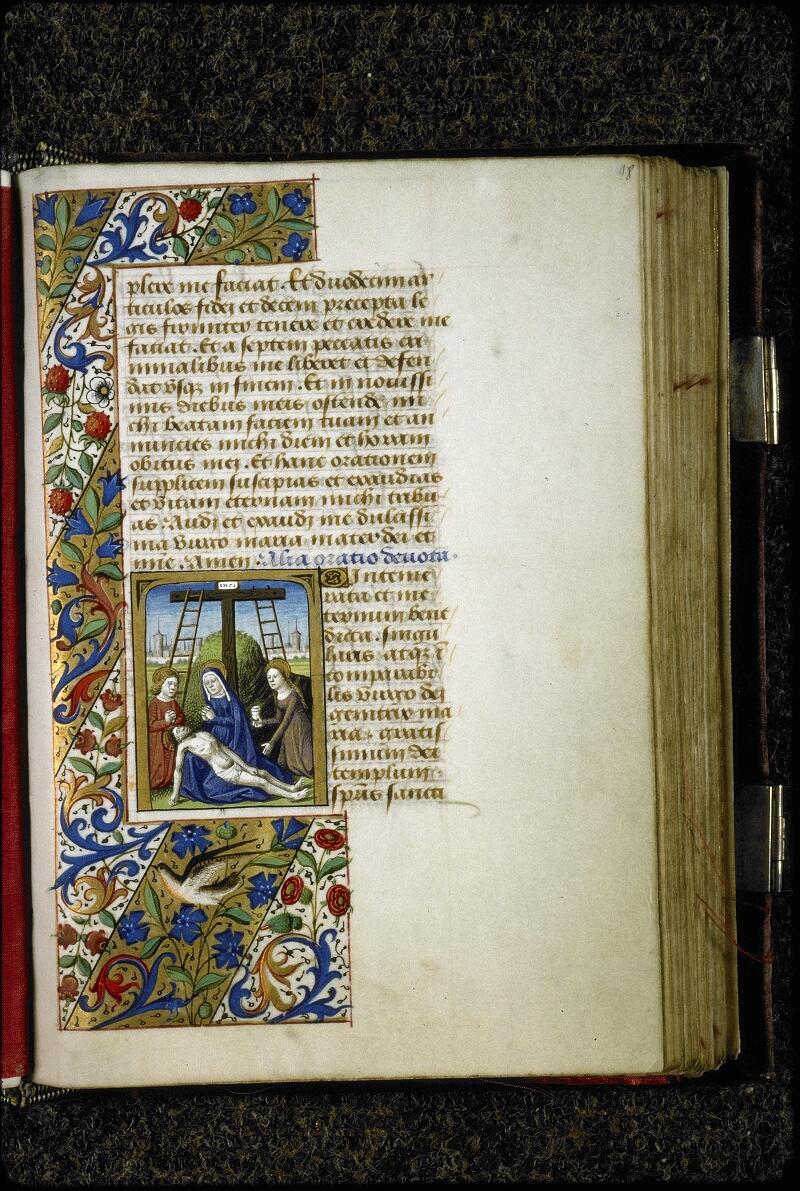 Lyon, Bibl. mun., ms. 5154, f. 098 - vue 1
