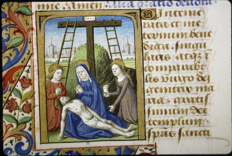 Lyon, Bibl. mun., ms. 5154, f. 098 - vue 2