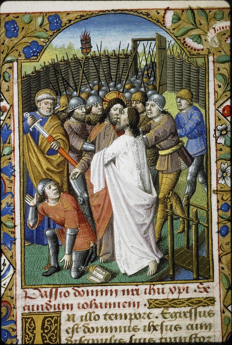 Lyon, Bibl. mun., ms. 5154, f. 113 - vue 2