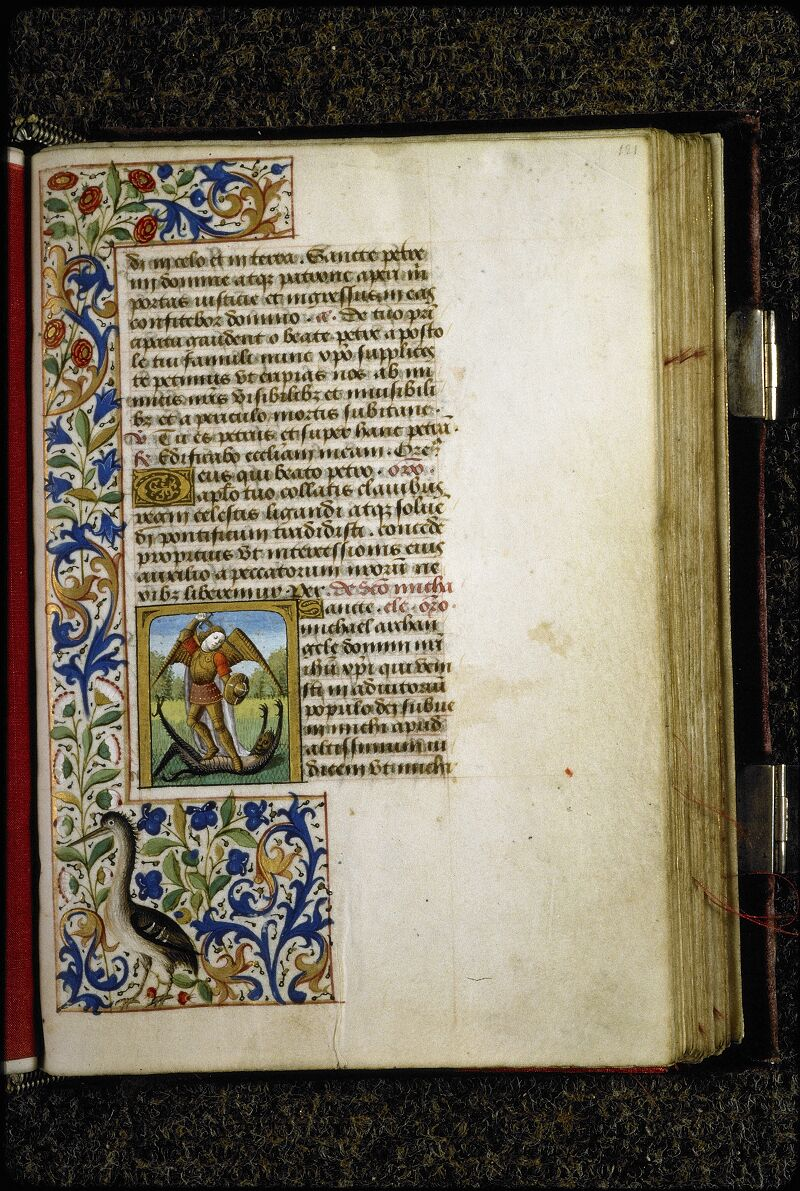 Lyon, Bibl. mun., ms. 5154, f. 121 - vue 1