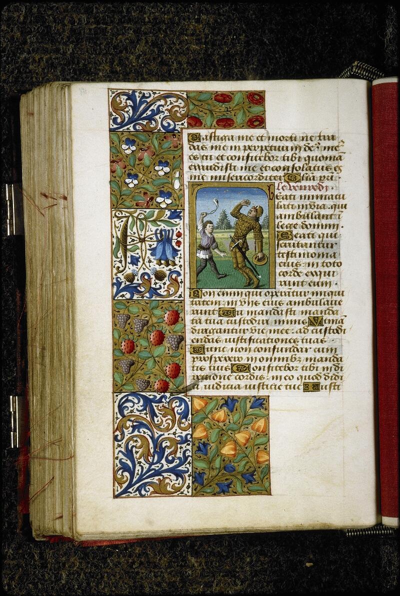 Lyon, Bibl. mun., ms. 5154, f. 178v - vue 1