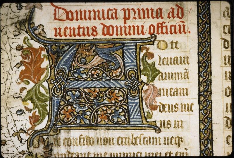 Lyon, Bibl. mun., ms. 5386, f. 005 - vue 3
