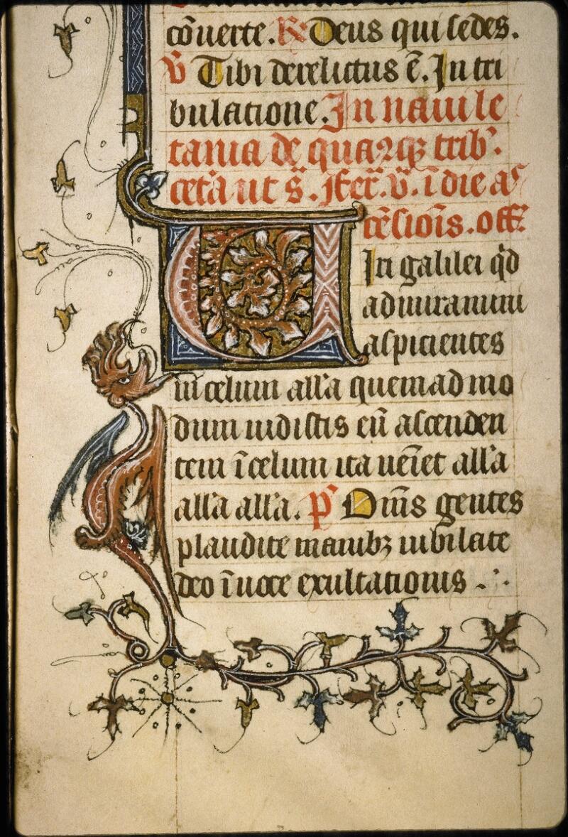 Lyon, Bibl. mun., ms. 5386, f. 160 - vue 2
