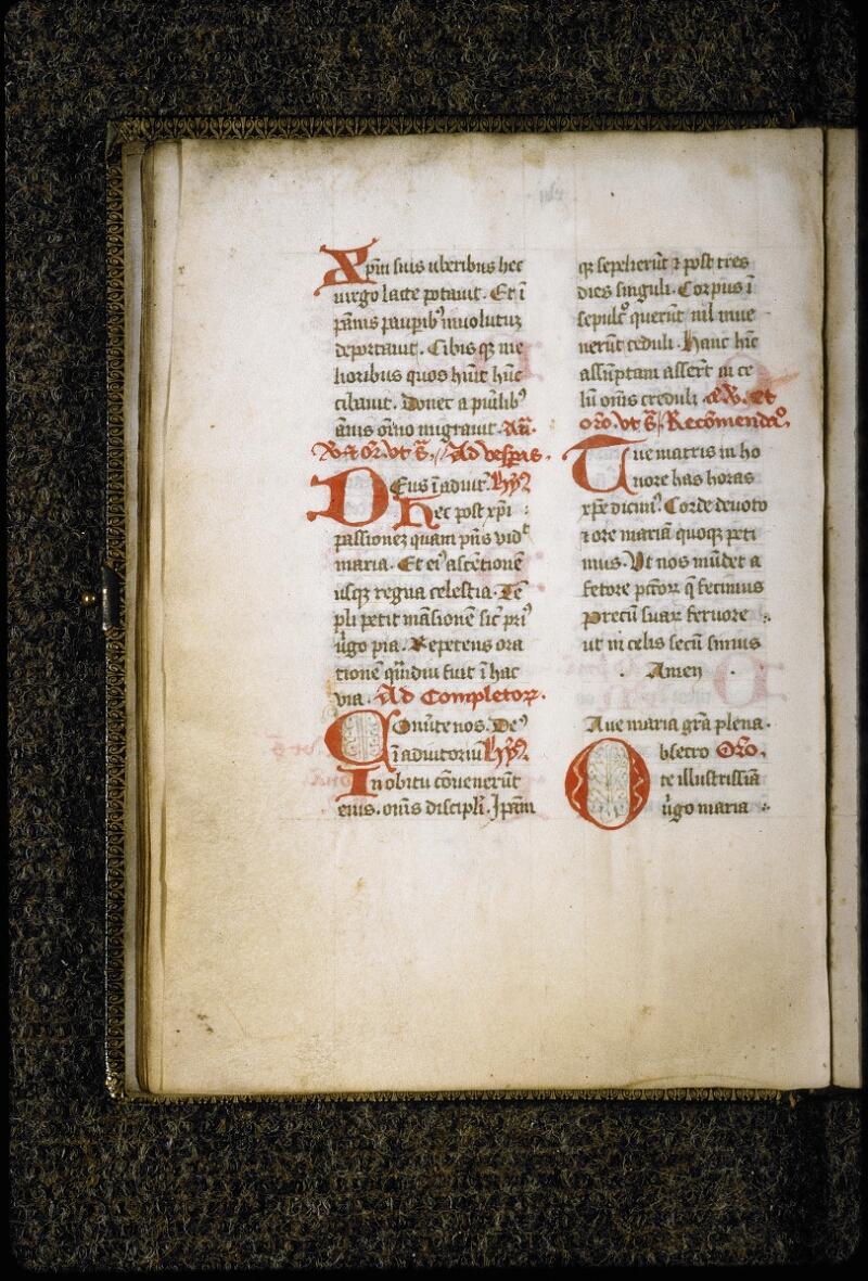 Lyon, Bibl. mun., ms. 5387, f. 016v - vue 2