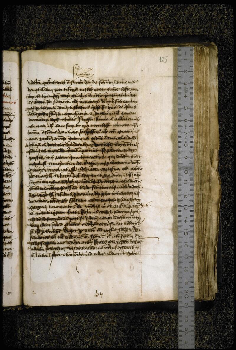 Lyon, Bibl. mun., ms. 5748, f. 125 - vue 1