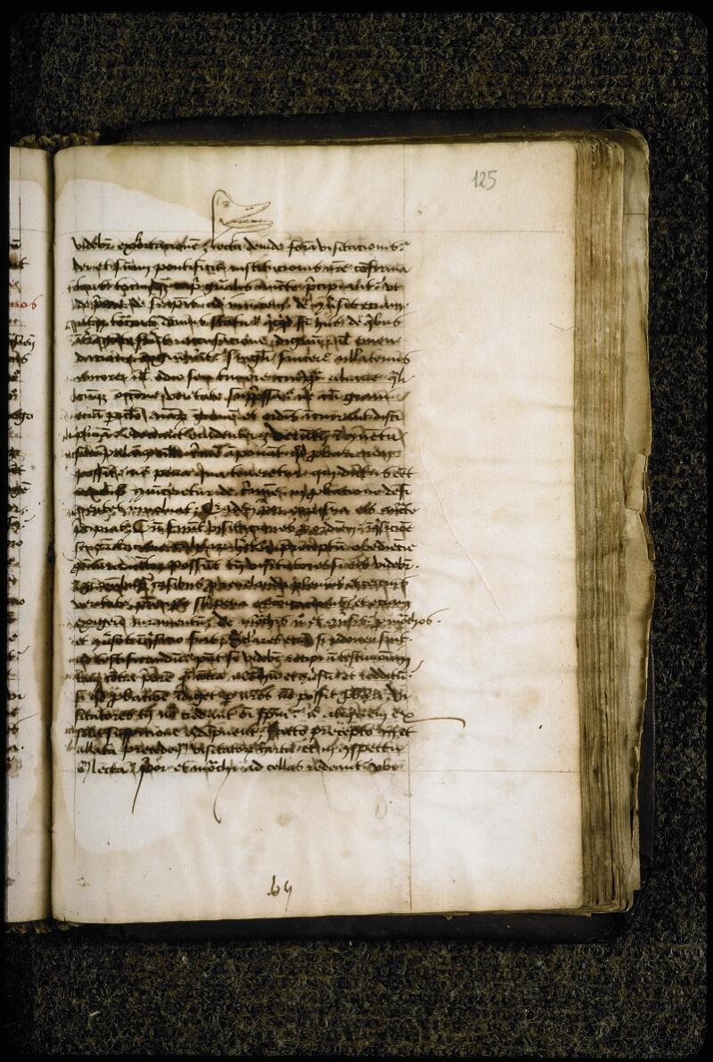 Lyon, Bibl. mun., ms. 5748, f. 125 - vue 2