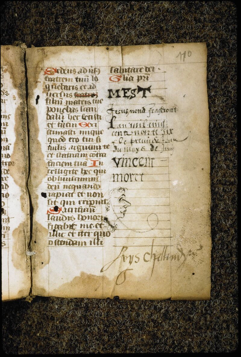 Lyon, Bibl. mun., ms. 5764, f. 110