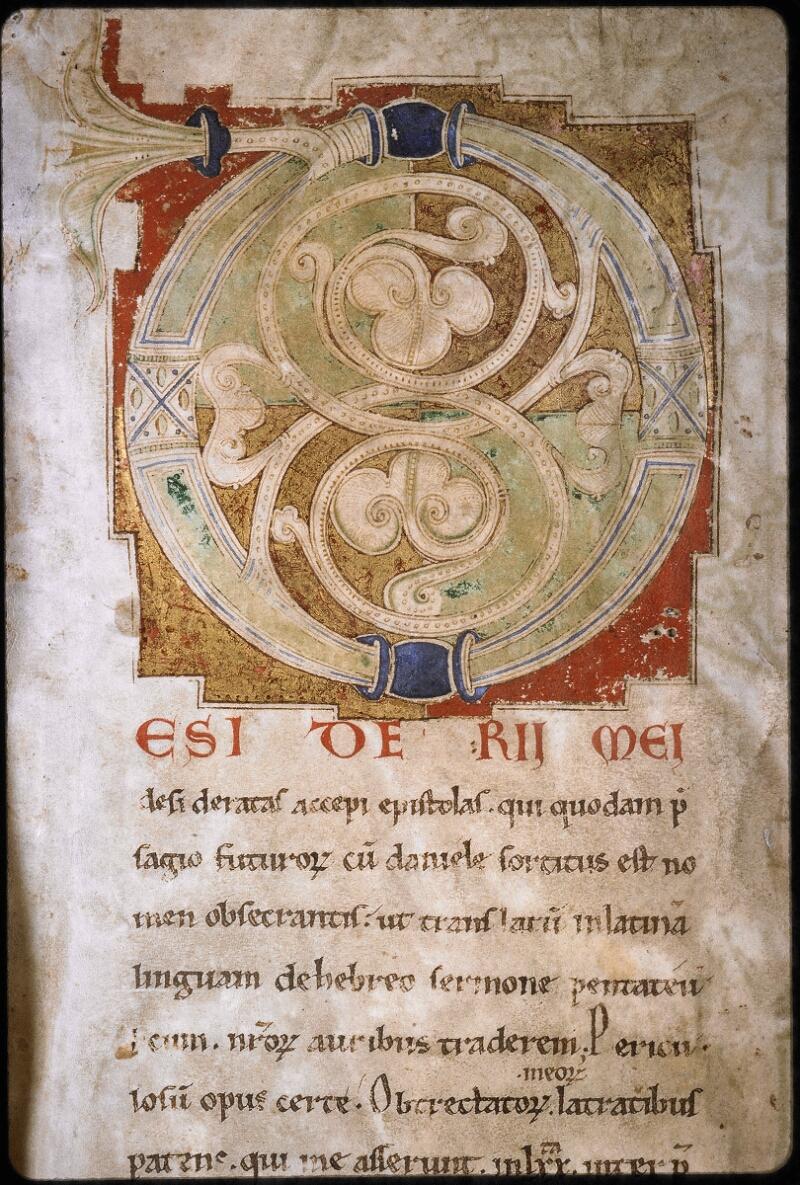 Lyon, Bibl. mun., ms. 5780, f. 001 - vue 3