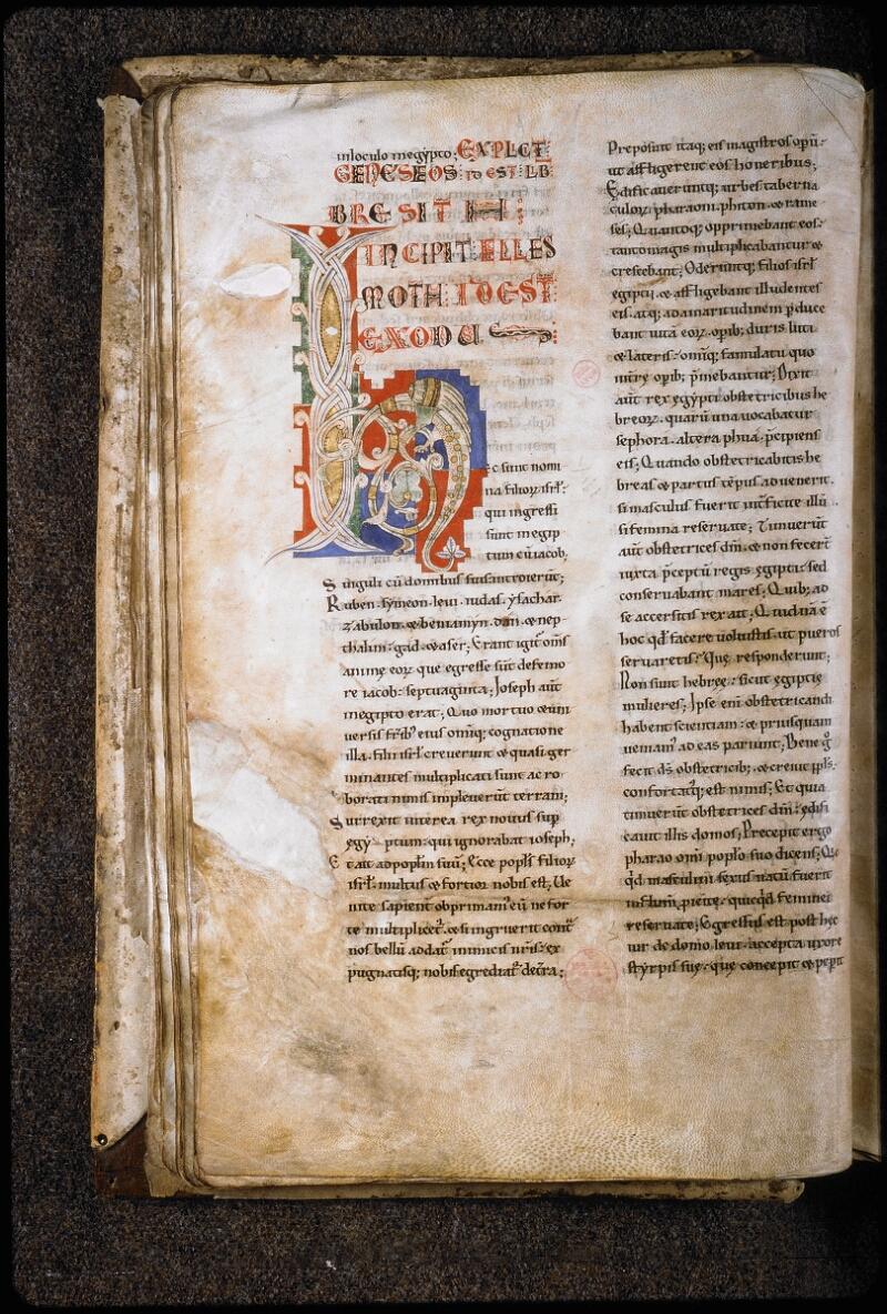 Lyon, Bibl. mun., ms. 5780, f. 030v - vue 1