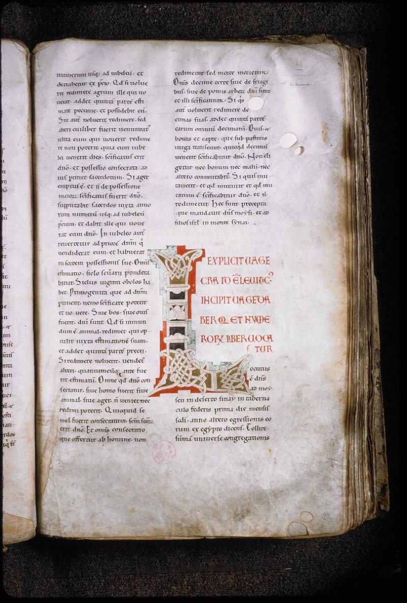 Lyon, Bibl. mun., ms. 5780, f. 063 - vue 1