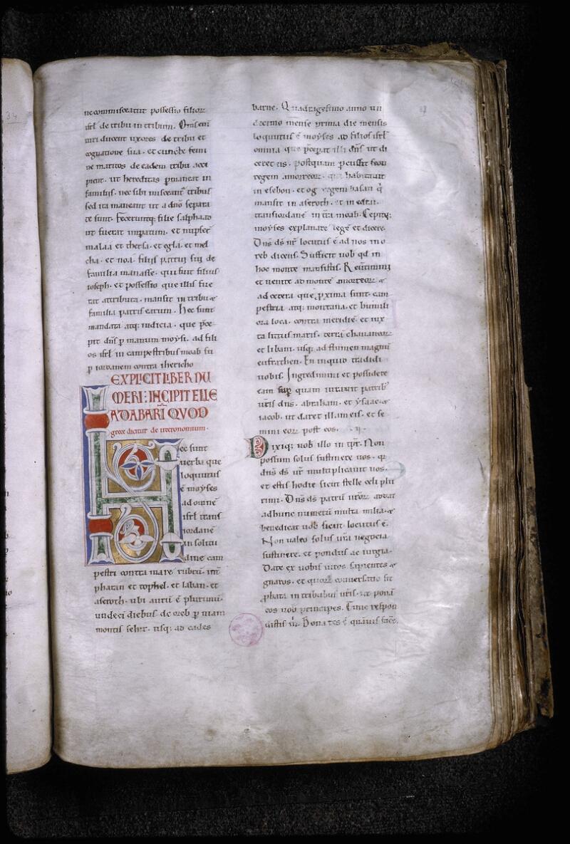 Lyon, Bibl. mun., ms. 5780, f. 088 - vue 1