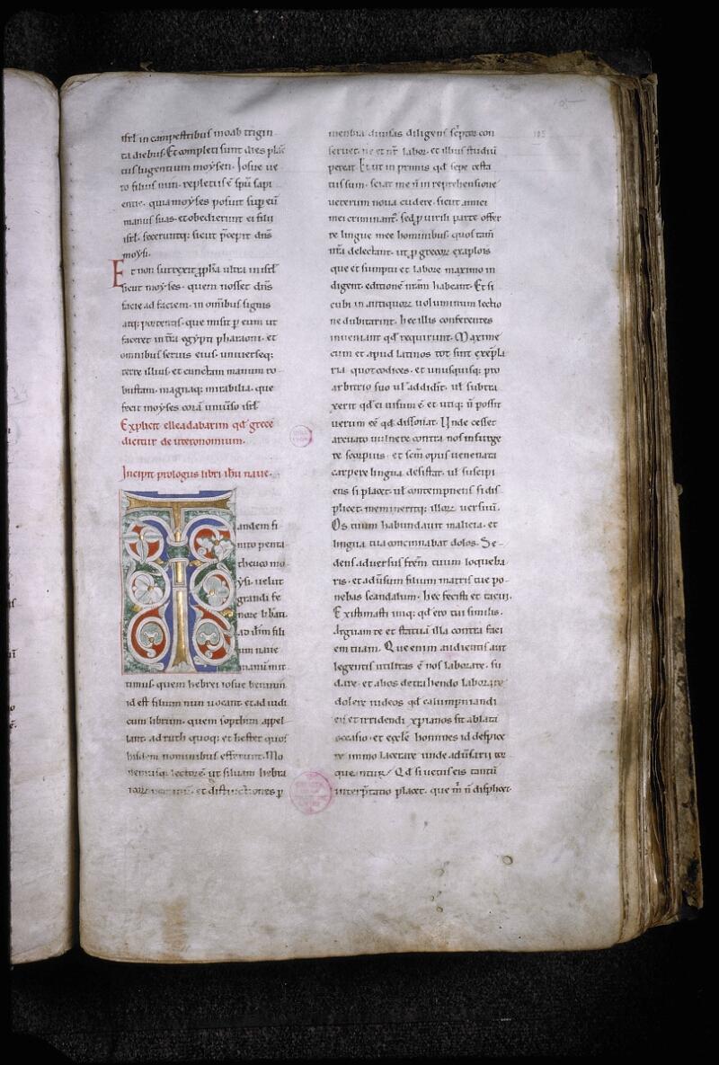 Lyon, Bibl. mun., ms. 5780, f. 105 - vue 1