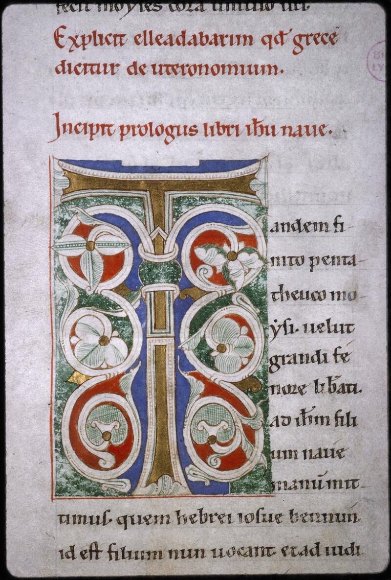 Lyon, Bibl. mun., ms. 5780, f. 105 - vue 2