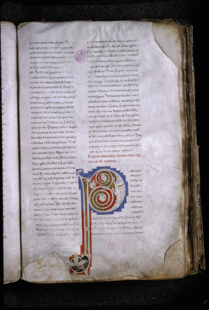Lyon, Bibl. mun., ms. 5780, f. 119 - vue 1