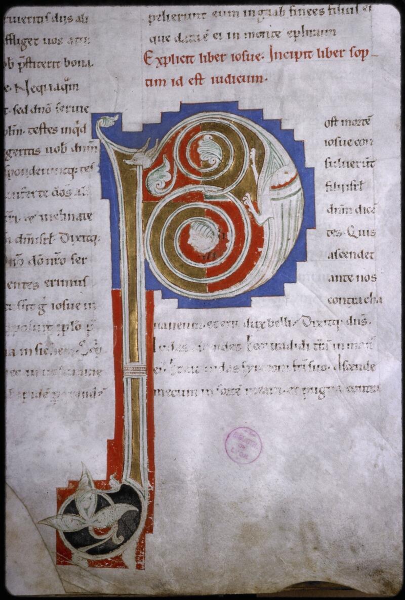 Lyon, Bibl. mun., ms. 5780, f. 119 - vue 2