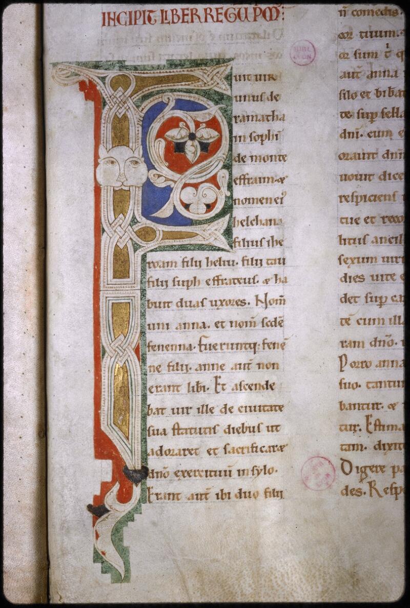 Lyon, Bibl. mun., ms. 5780, f. 134 - vue 2