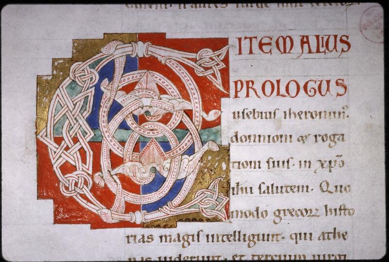 Lyon, Bibl. mun., ms. 5780, f. 208v - vue 2
