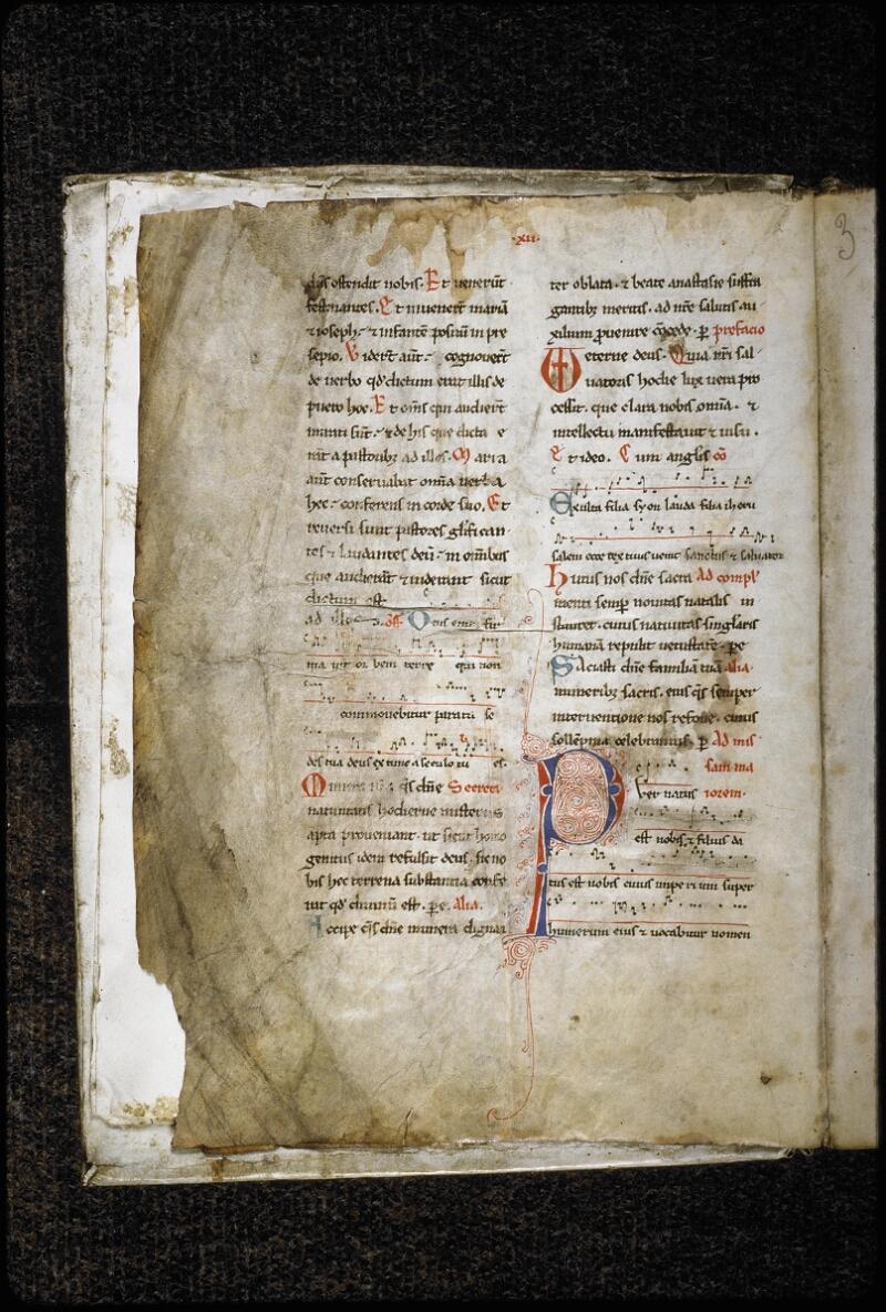 Lyon, Bibl. mun., ms. 5947, f. 002v - vue 2