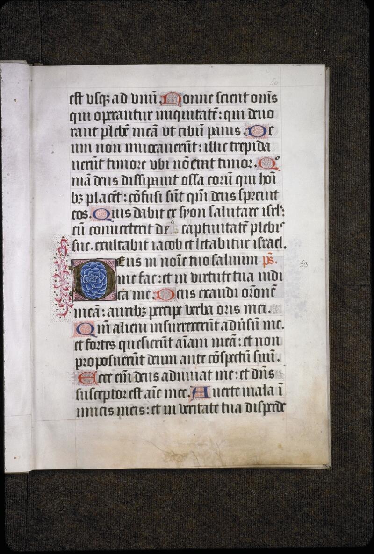 Lyon, Bibl. mun., ms. 5954, f. 050 - vue 1
