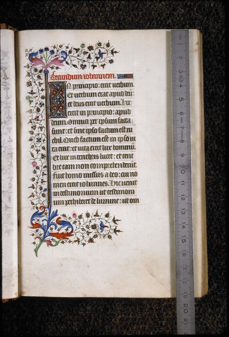 Lyon, Bibl. mun., ms. 5994, f. 013 - vue 1