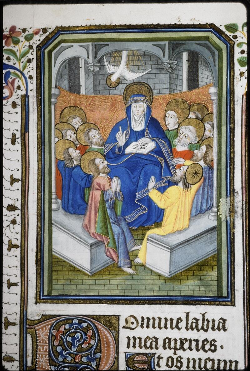 Lyon, Bibl. mun., ms. 5995, f. 024 - vue 1