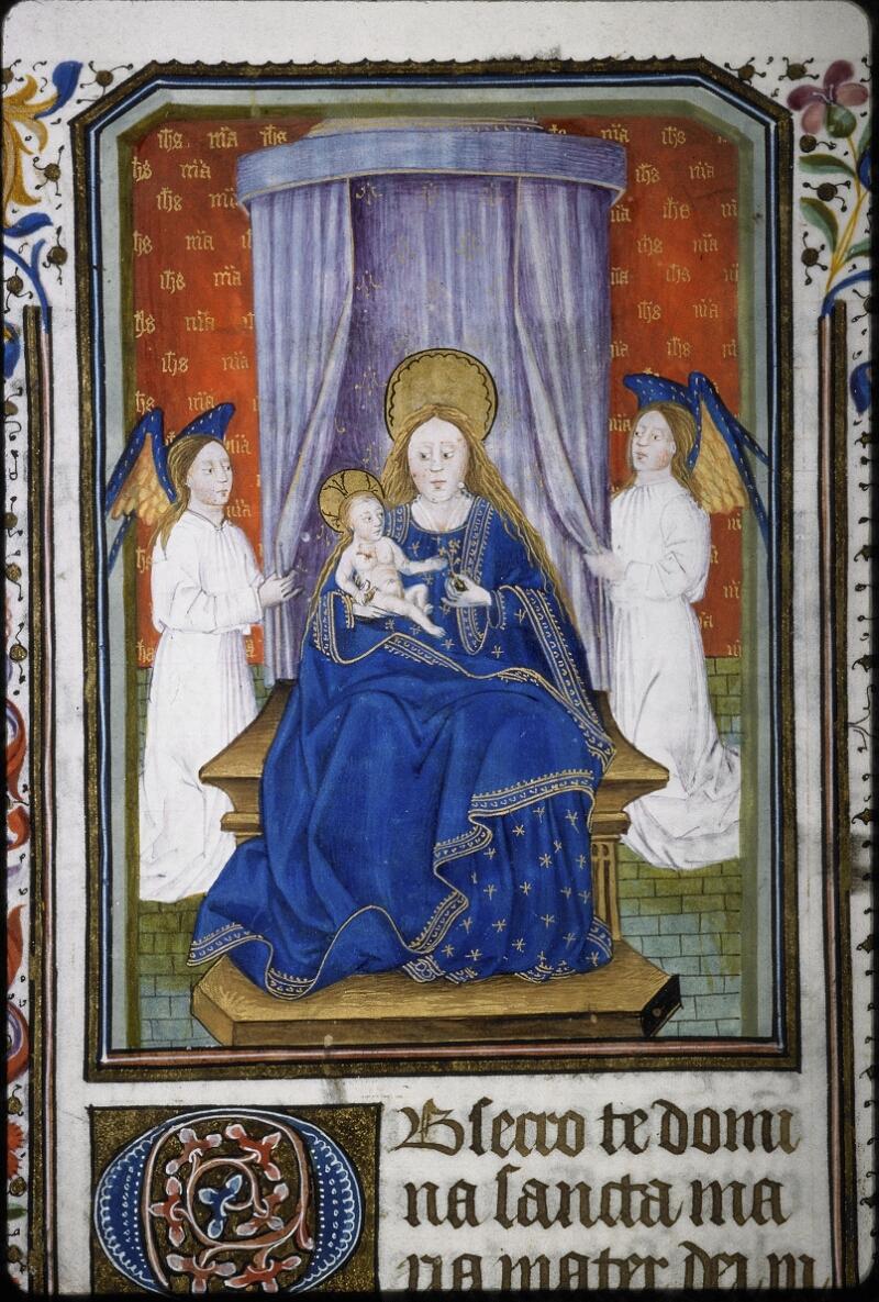 Lyon, Bibl. mun., ms. 5995, f. 030v - vue 1