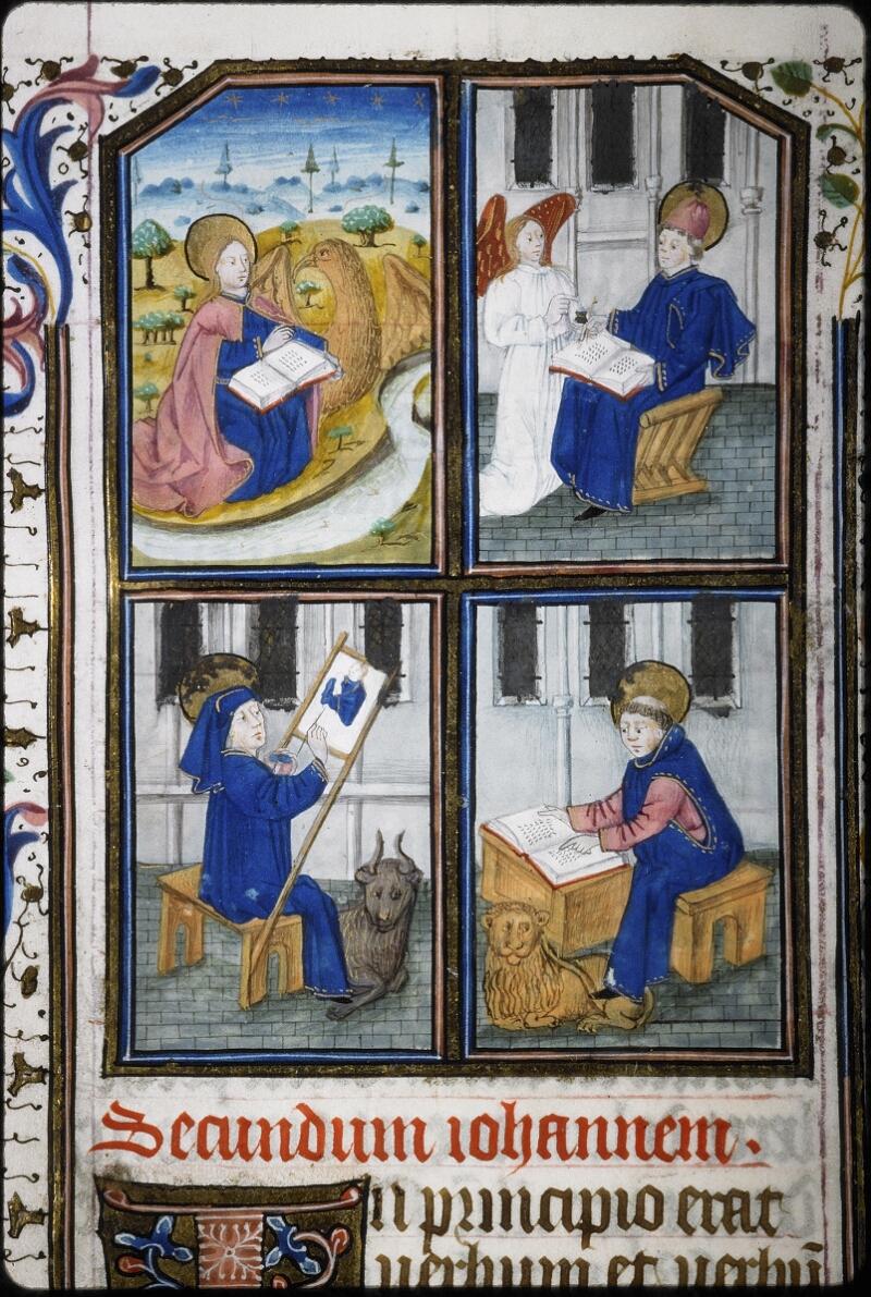 Lyon, Bibl. mun., ms. 5995, f. 035 - vue 1