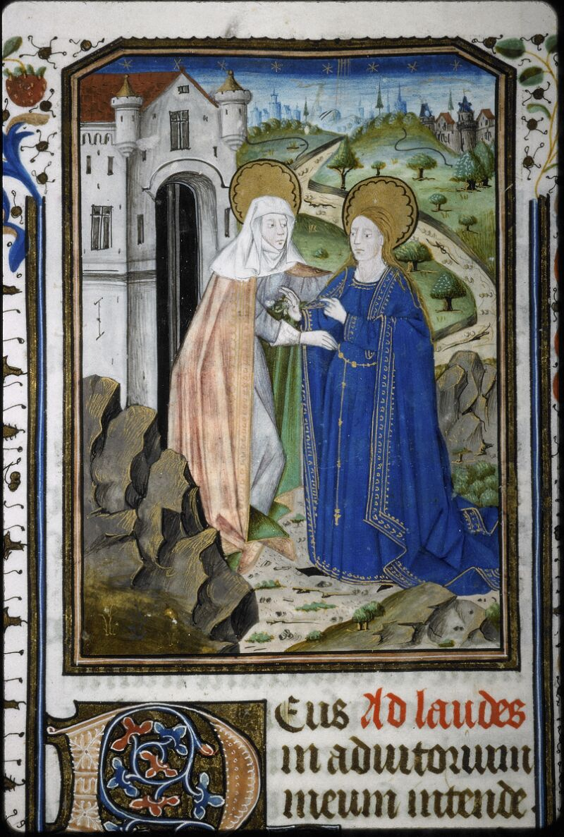 Lyon, Bibl. mun., ms. 5995, f. 061 - vue 1