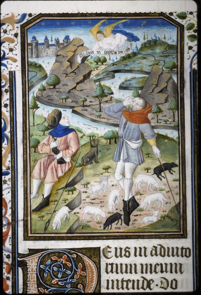 Lyon, Bibl. mun., ms. 5995, f. 077v - vue 1