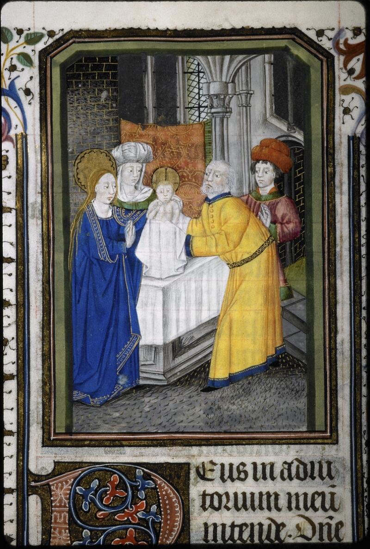 Lyon, Bibl. mun., ms. 5995, f. 086 - vue 1