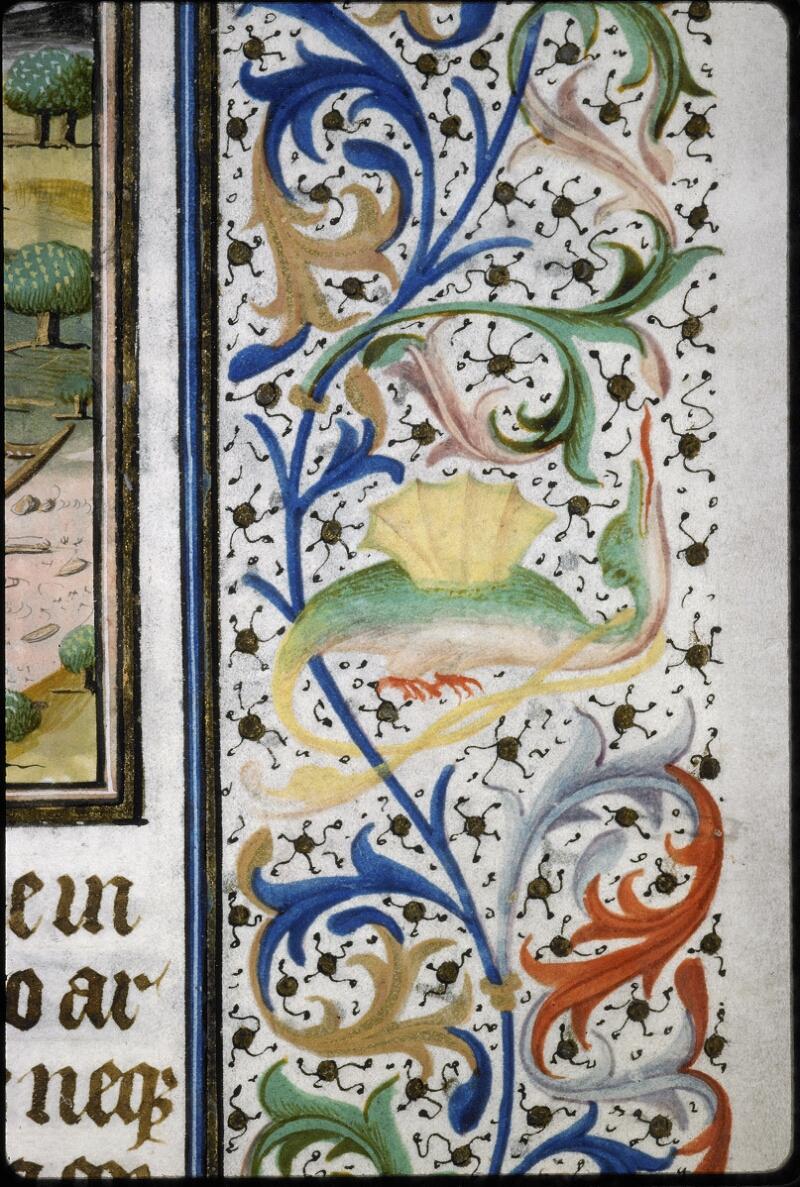 Lyon, Bibl. mun., ms. 5995, f. 105 - vue 2