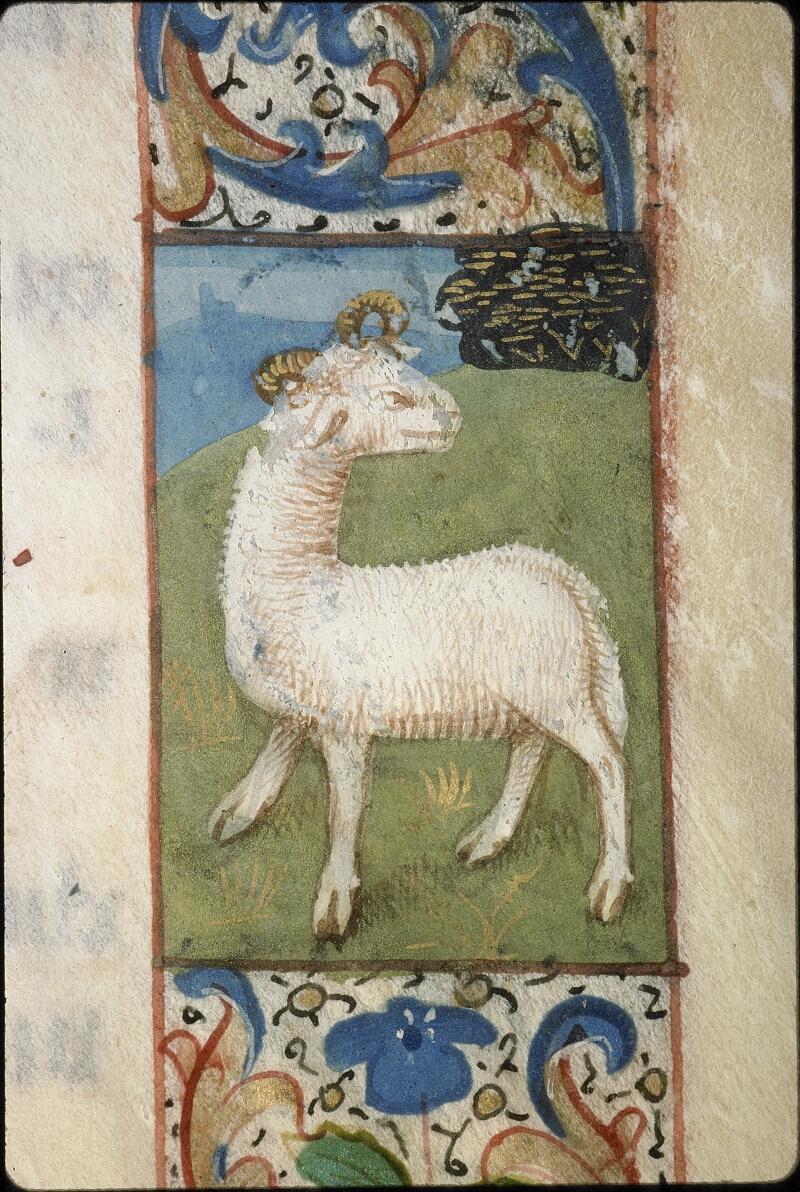 Lyon, Bibl. mun., ms. 5996, f. 003 - vue 1