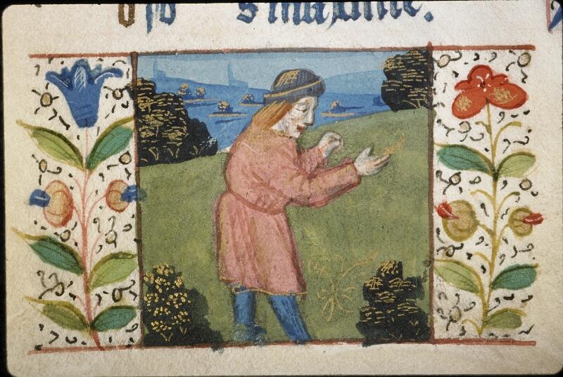 Lyon, Bibl. mun., ms. 5996, f. 003 - vue 2