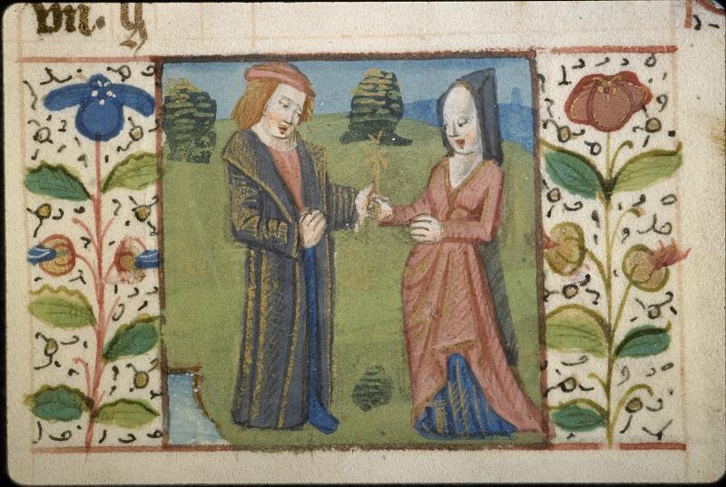 Lyon, Bibl. mun., ms. 5996, f. 004 - vue 2