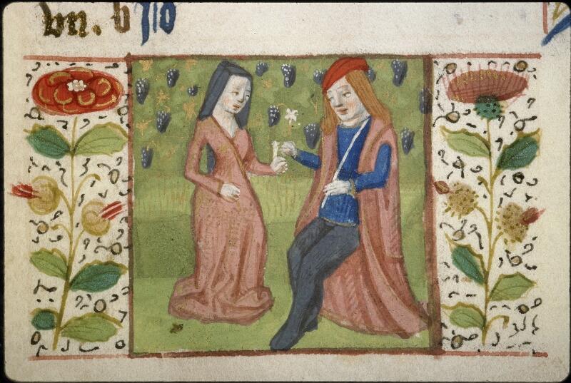Lyon, Bibl. mun., ms. 5996, f. 005 - vue 2
