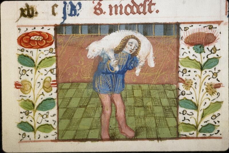Lyon, Bibl. mun., ms. 5996, f. 006 - vue 2