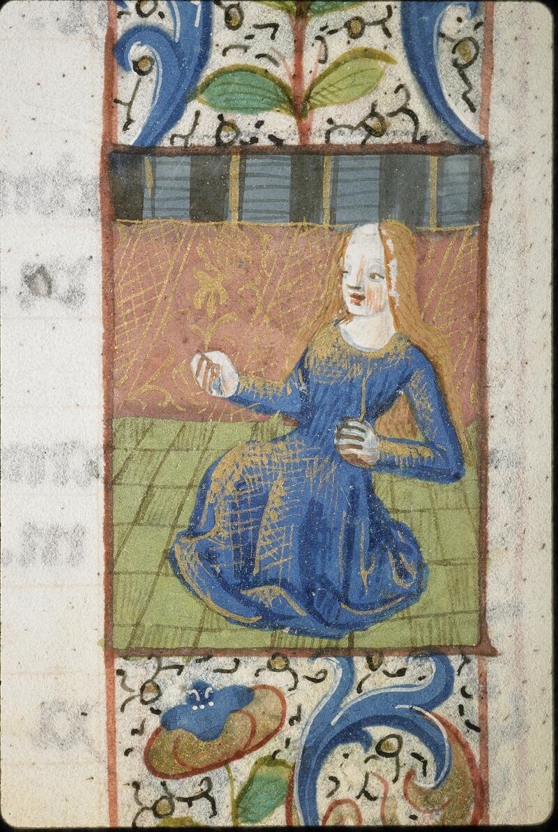 Lyon, Bibl. mun., ms. 5996, f. 008 - vue 1