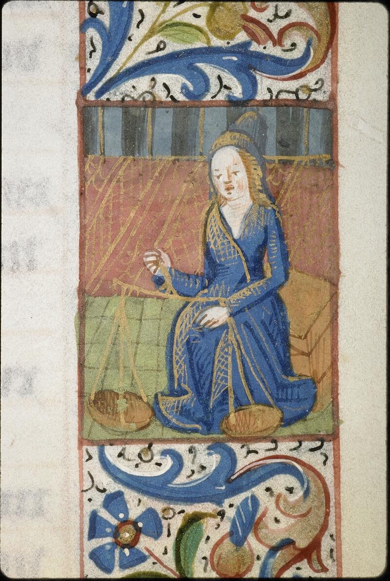 Lyon, Bibl. mun., ms. 5996, f. 009 - vue 1