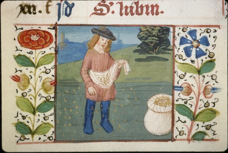 Lyon, Bibl. mun., ms. 5996, f. 009 - vue 2