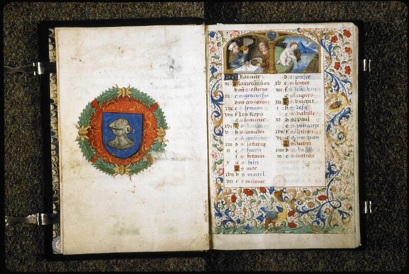 Lyon, Bibl. mun., ms. 5997, f. 001v-002