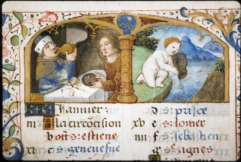 Lyon, Bibl. mun., ms. 5997, f. 002 - vue 3