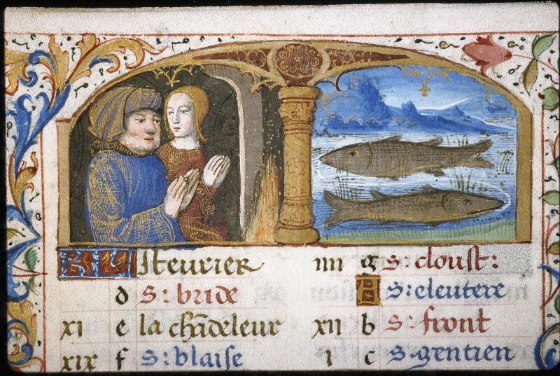 Lyon, Bibl. mun., ms. 5997, f. 002v - vue 1