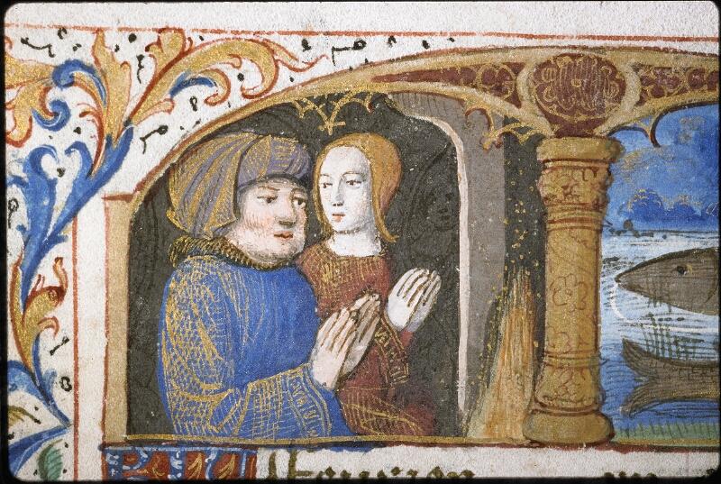 Lyon, Bibl. mun., ms. 5997, f. 002v - vue 2
