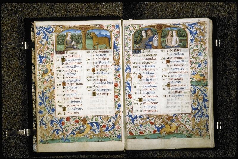 Lyon, Bibl. mun., ms. 5997, f. 003v-004