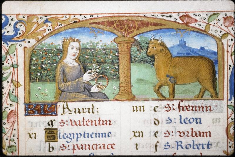 Lyon, Bibl. mun., ms. 5997, f. 003v - vue 1