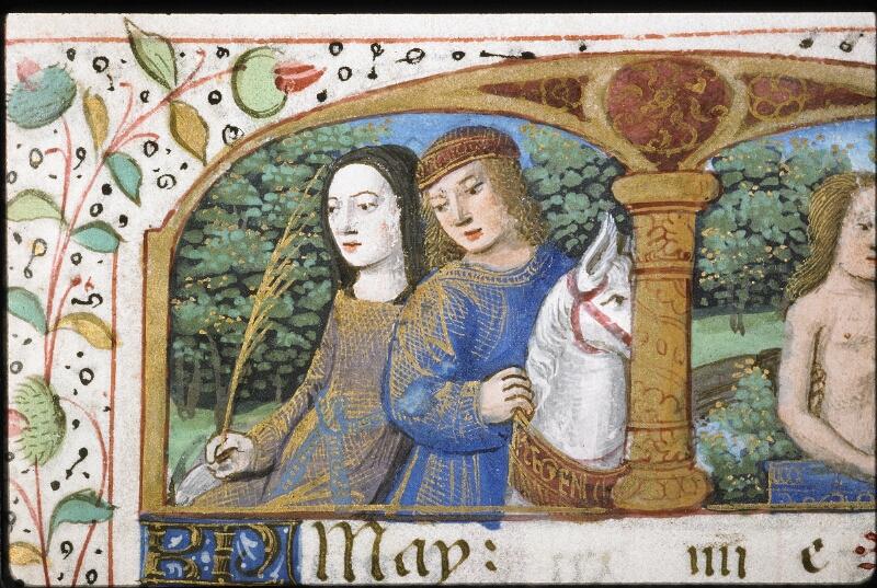 Lyon, Bibl. mun., ms. 5997, f. 004 - vue 2